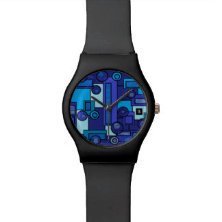 Montre blue summer