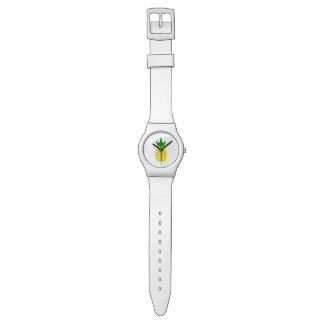 Montre-bracelet à la mode d'ananas montre