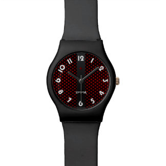 "Montre bracelet May28th ""Black Rubis"" Montres Bracelet"