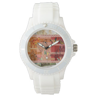 """montre """" butterfly"""""""