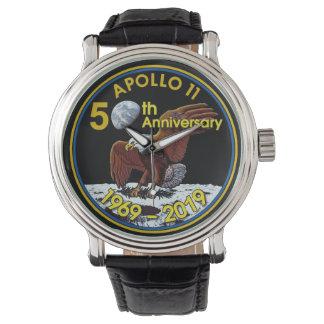 Montre Cinquantième anniversaire d'Apollo 11