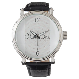 Montre Conception de GhuluMuck