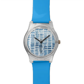 Montre Copie d'aquarelle d'Indigio