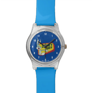 Montre Correction LOONEY du ™ TUNES™ de BUGS BUNNY rétro