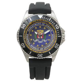 Montre de CHRONOGRAPHE de FBI Montres Bracelet
