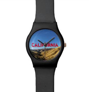 Montre de la Californie Montres Cadran