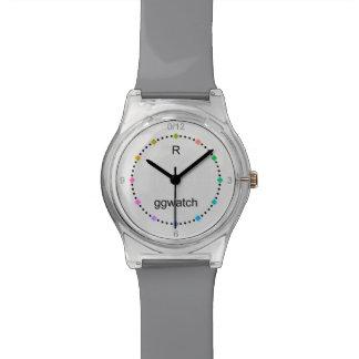Montre de la science de données de R-ggwatch