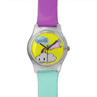 Montre de licorne de péter montres