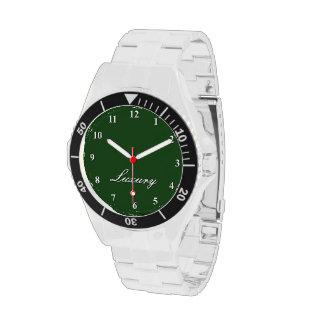 Montre de luxe pour les hommes | personnalisable montres