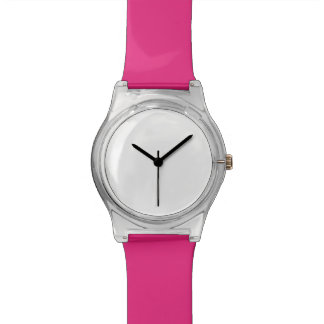 Montre de May28th avec la bande rose