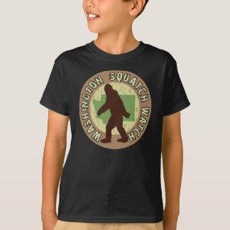 Montre de Washington Squatch T-shirt