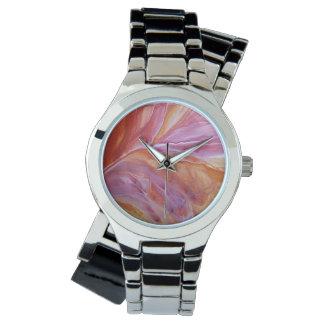 Montre d'enveloppe d'ambroisie montres cadran