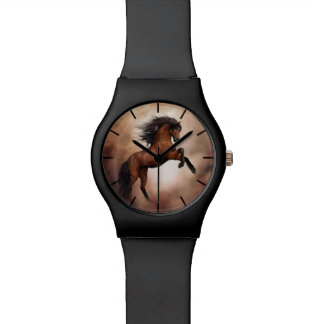 Montre du cheval sauvage May28th Montres