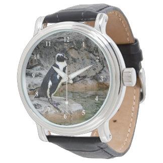 Montre du pingouin 605