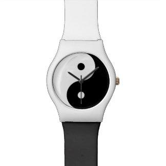 """montre du """"YINYANG"""" de DzynR numérique Montres Bracelet"""