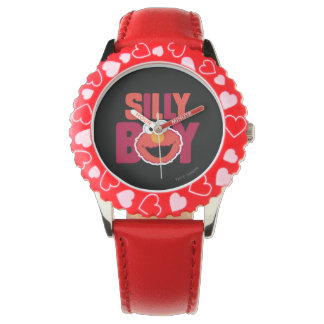 Montre Elmo idiot