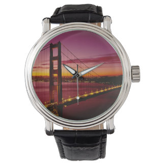 Montre Golden gate bridge, San Francisco, la Californie,