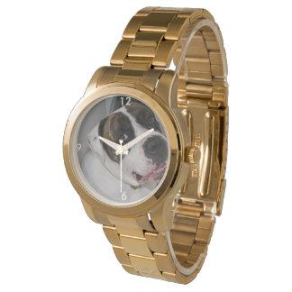 Montre Gros bracelet or a personnaliser Montres Bracelet