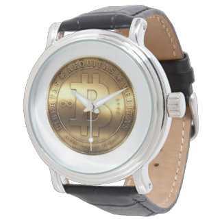 Montre Horloge Bitcoin