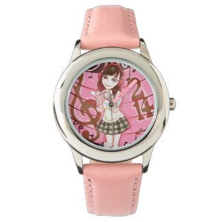 MONTRE I LOVE MUSIC JK AILEEN 214 ~腕時計~