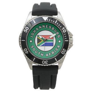 Montre Johannesburg Afrique du Sud