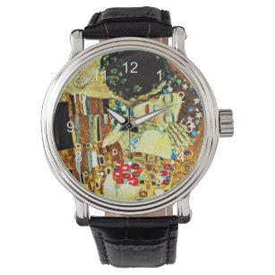 Montre Klimt : Le Baiser
