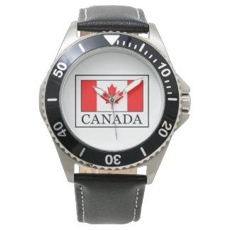 Montre Le Canada