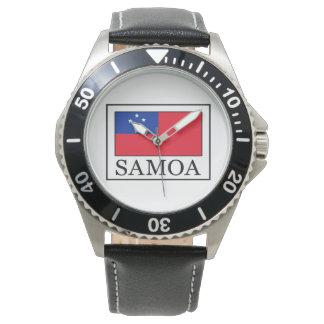 Montre Le Samoa