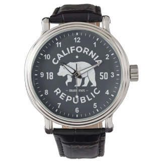 Montre Logo | de la Californie le Golden State