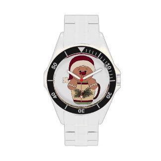 Montre mignonne des vacances des femmes montres