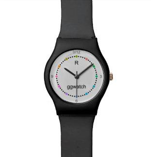 Montre modèle de ggwatch pour brillant
