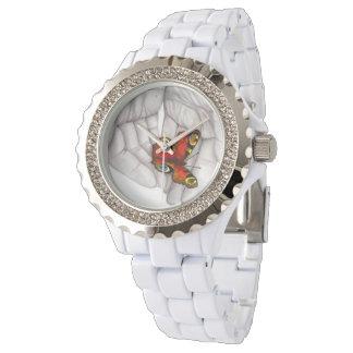 Montre Montre-bracelet papillon/Watch Butterfly