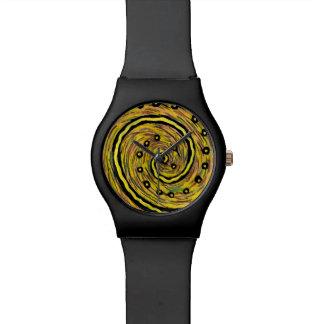 Montre Montre-bracelet personnalisable abstraite géniale