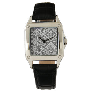 Montre Motif sauvage africain