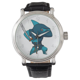 Montre Ninja de requin
