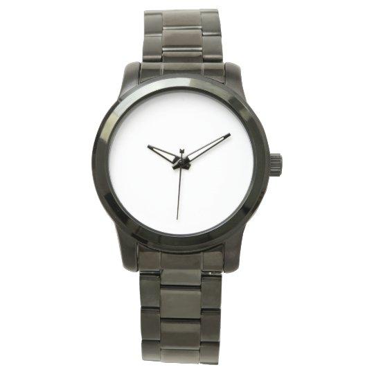 Custom Gros bracelet noir