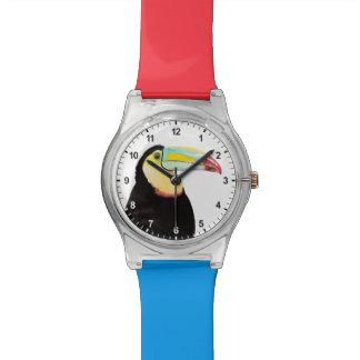 Montre Oiseau tropical de toucan