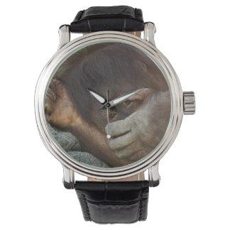 Montre Orang-outan de Sumatran, pygmaeus de Pongo
