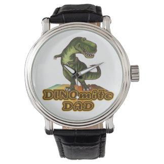 Montre Papa de Dinomite