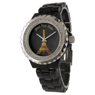 Montre Paris : Tour Eiffel