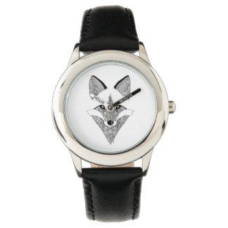 Montre renard Watch fox