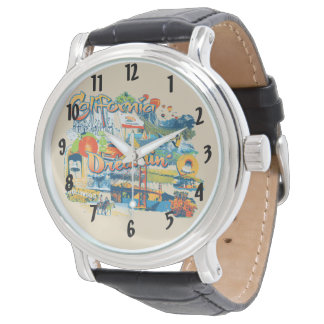 Montre Rêver de la Californie
