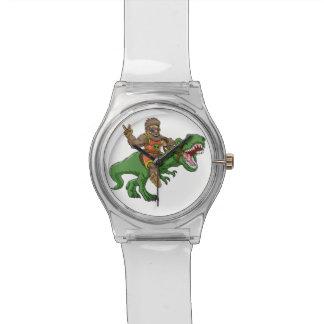 Montre rex Bigfoot de rex-T de la Bigfoot-bande dessinée