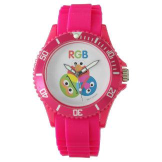 Montre Sesame Street de RVB