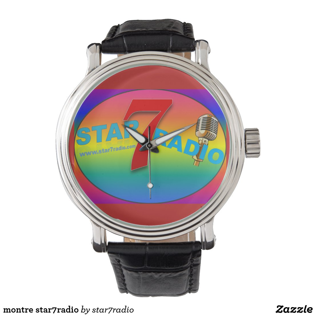 montre star7radio