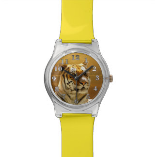 Montre Tigre d'or
