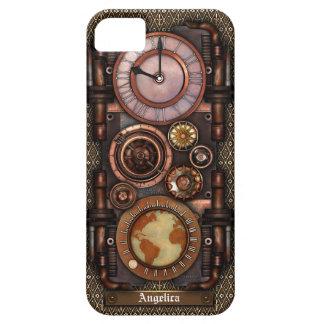 Montre vintage #1C de Steampunk Coques iPhone 5 Case-Mate