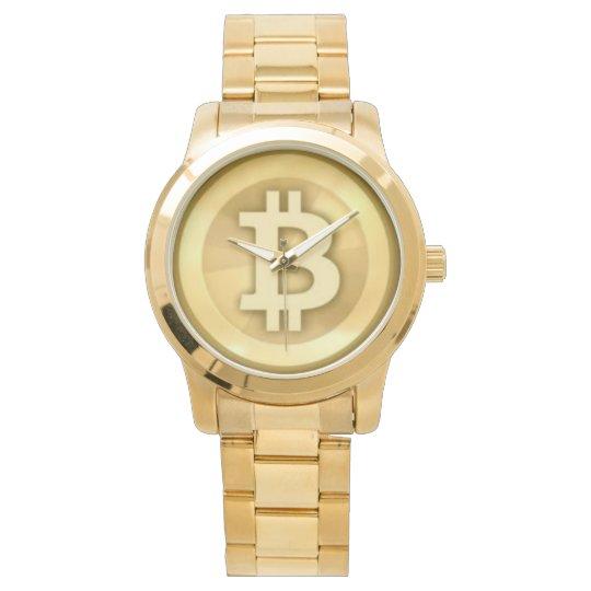 Montre Watch bitcoin
