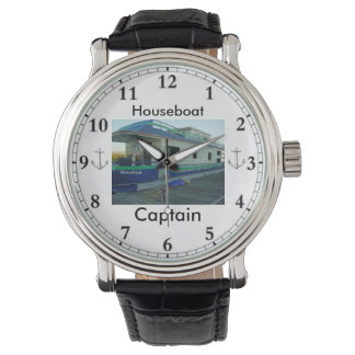 Montre Watch de bateau-maison de capitaine