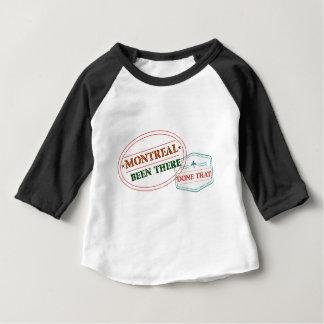 Montréal là fait cela t-shirt pour bébé